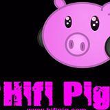 Hifi pig logo