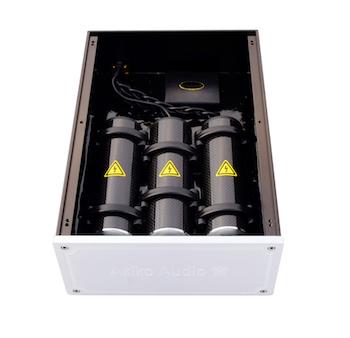 Akiko Audio Power Conditioner Corelli Inside
