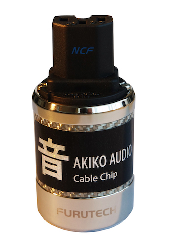 Akiko Audio Cable Chip Tuning Chip plug