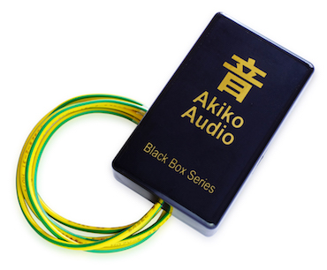 Akiko Audio DIY Black box